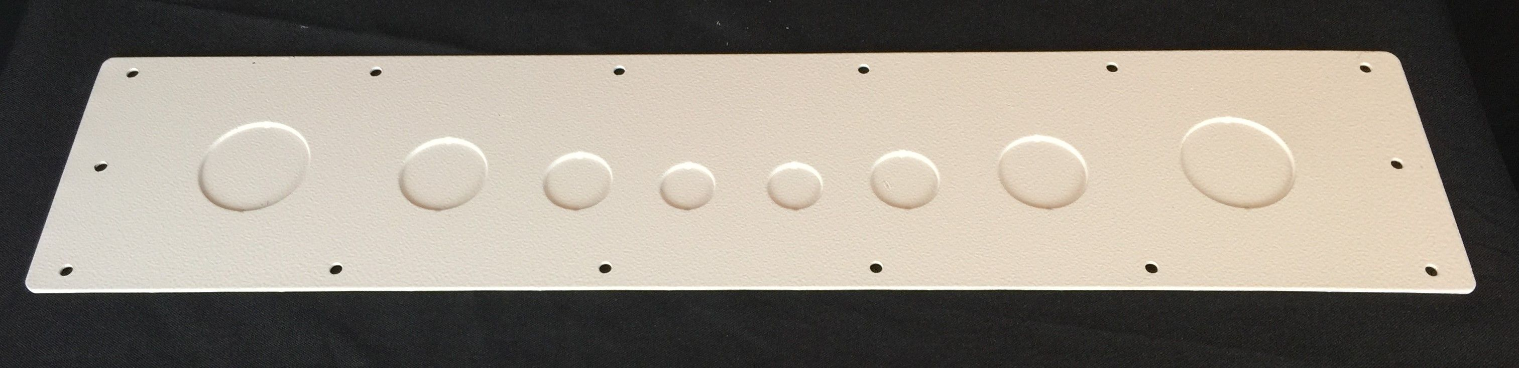 Accessories available for  swimming pool and spa control panel enclosures
